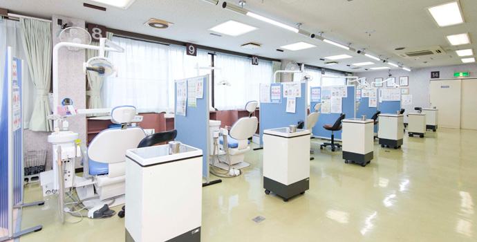 2階診療室西側